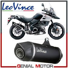 Exhaust Leovince Nero Steel Suzuki V Strom 1000/1000 Xt Abs 2017 > 2019