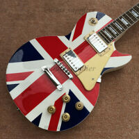 New style high quality LP standard 1959 R9 electric guitar British flag Rosewood