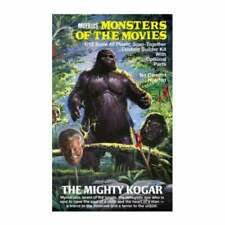 Moebius Models Monsters of the Movies The Mighty Kogar Figure 1:12 Scale Kit