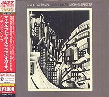 Cityscape - Claus & Brecker Michael Ogerman (2014, CD NEUF)