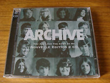 CD Double: Archive : You All Look The Same To Me : 2 CDs Sealed