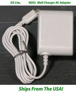 New For Nintendo USG-001 USG-002 DS Lite, NDSL  Wall Charger AC Adapter