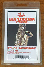 More details for superslick tenor saxophone care kit