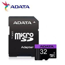 ADATA Premier 32GB microSDHC UHS-I U1 Memory Card with Adapter