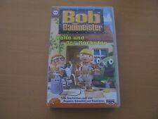 Bob der Baumeister Rollo und der Rockstar Togolino VHS