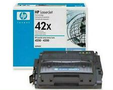 Genuine HP 42X Q5942X LaserJet Black Print Toner Cartridge