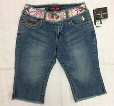 Baby Phat Stretch Shorts SZ 7 with Tags