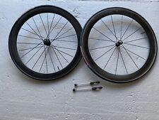 Planet X Carbon Wheelset 11sp Shimano, Rim Brake