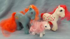 Vintage G1 My Little Pony  PONIES