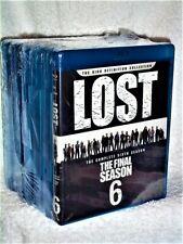 Lost Complete Series (Blu-ray, 2020, 35-Disc Set) Evangeline Lilly Matthew Fox
