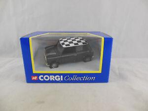 Corgi Collection Mini in Charcoal Grey  1:36 Scale