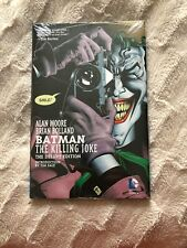 Batman The Killing Joke The Deluxe Edition Alan Moore & Brian Bolland