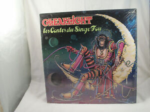 CLEARLIGHT les Contes du Singe Fou SEALED French Isadora 9009 NM Gatefold drill