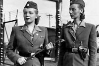 "Woman Female members of the Germany Party WW2 War Photo ""4 x 6"" inch С"