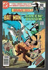 Brave and the Bold #168 DC Comics Bronze 1980 VF+ Batman & Green Arrow Team-Up