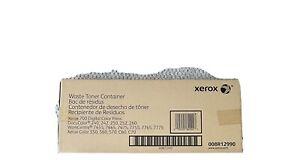008r12990 Genuine Brand New in Box Xerox Waste Toner Container