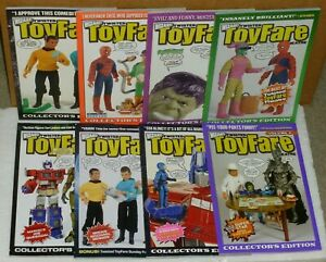 The Best of TWISTED TOYFARE THEATRE - Volumes 2-6,8-10 TPB  WIZARD 2 3 4 5 6 8 9