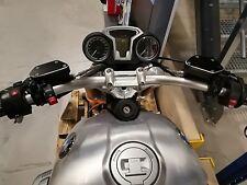 CNC Deckel für Kupplungs Brems Flüssigkeits Behälter BMW R nine T 1200