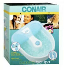 Conair Massaging Foot Bath Body Benefits New Without Box