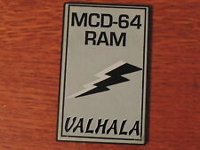 YAMAHA WALHALA Maxell Memory Card MCD-64 SY TG Series RY Sy99 Tg500  77 55 33 22