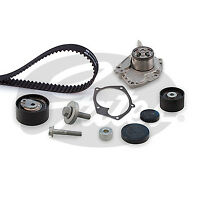 Gates Timing Cam Belt Water Pump Kit KP35550XS  - BRAND NEW - 5 YEAR WARRANTY