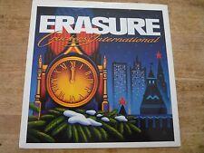 "Erasure - Crackers International - 4 Track  7"" Vinyl"