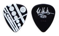 Eddie Van Halen Signature Black/White Crop Circles Guitar Pick - 2015