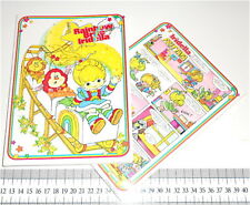 IRIDELLA - RAINBOW BRITE 1984 Mattel italy notebook school - quaderno scuola