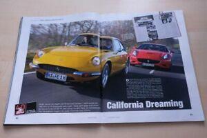 Sport Auto 2866) Ferrari 365 GT mit 320PS besser als...?