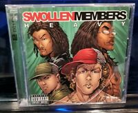 Swollen Members - Heavy CD / DVD Set US Press manchild underground rap slaine
