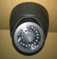 Working Dummy Fake Dome Security Camera with Blinking LED Realistic Looking CCTV