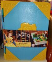 Disney Parks Princess Belle Beauty & The Beast Storybook Playset Brand New