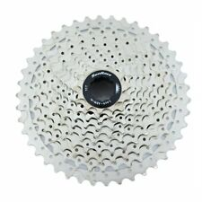 Fast Shipping SunRace CSMS3 Wide Ratio Cassette 11-42T , 10 Speed , Silver
