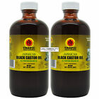 Tropic Isle Living Jamaican Black Castor Oil 8 Oz
