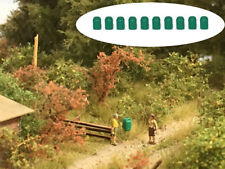 Modellbahn Union MU-TT-A00161 TT Überflurhydranten mit Fallmantel 5x