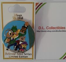 Disney DSF The Great Mouse Detective Beloved Tales LE 300 Basil Pin