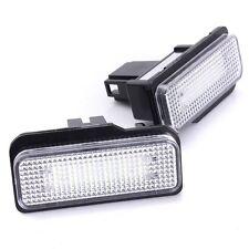 2 x LED Kennzeichenbeleuchtung Kennzeichen Licht fuer Mercedes Benz E-Class K3E2