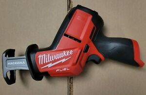 New Milwaukee Fuel 2520-20 12 Volt M12 Brushless Hackzall Reciprocating Saw