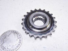 79 HONDA XR500 CRANKSHAFT BALANCER COUNTER-WEIGHT SHAFT SPROCKET