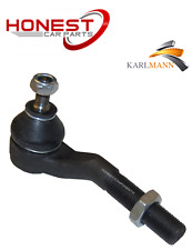 For Peugeot 406 2.0 Steering Tie Track Rod END RIGHT Drivers Side By Karlmann