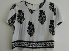 Unbranded Machine Washable Casual Floral Tops for Women