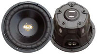 """NEW 12"""" DVC Replacement Bass Speaker.4ohm.Woofer.Twelve inch Sub.Dual Voice Coil"""