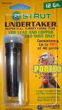 H.S. STRUT UNDERTAKER TURKEY CHOKE TUBE 12 GUAGE 00692 FITS GUNS LISTED BELOW