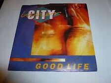 """INNER CITY - Good Life - 1988 UK 7"""" vinyl single"""