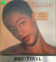 REGINA BELLE - Stay With Me - Excellent Condition LP Record US PRESS EX+ Con