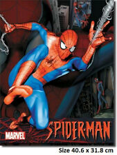 SpiderMan  - Marvel  Tin Sign 1219  Large Variety - Licensed - Made in USA