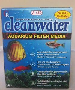 Cleanwater Aquarium Filter Media No Algae 150L