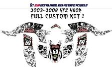 Yamaha YFZ450  ATV Graphic Kit  2003-2008 -=CUSTOM=-