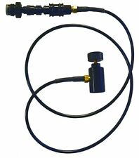 New Tippmann Paintball Micro Line Remote Hose Quick Disconnect & SC Slide Check