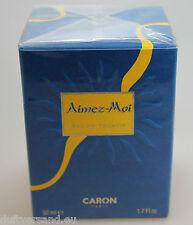 Caron Aimez-Moi 50 ml Eau de Toilette EdT Splash Neu / Folie